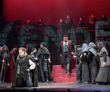 "In Review: Slayden impresses as Gabriele Adorno in ""Simon Boccanegra"" with Pacific Opera V"