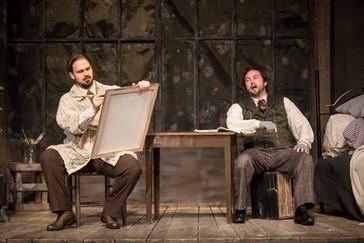 "In Review: Edward Parks is Marcello in Minnesota Opera's 'La bohème"""