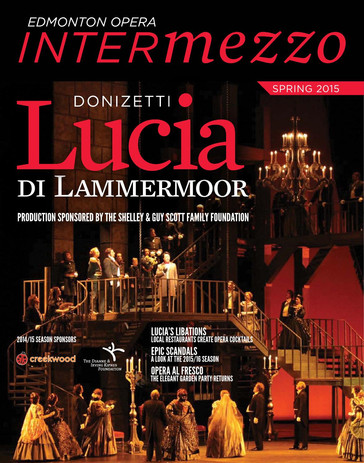"In Review: Maestro Tweten leads Edmonton's ""Lucia"""
