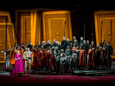"""In Review: Campellone conducts """"Carmen"""" at Opéra d'Avignon"""