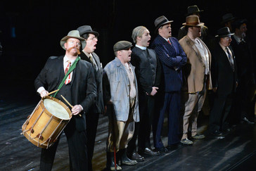"Opera News Review: Barron sings Swallow in Princeton Festival's ""Peter Grimes"""
