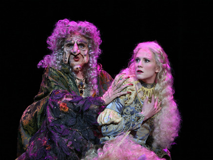 "Anderson brings a ""powerhouse"" performance to ""Into the Woods"" at Utah Festival"