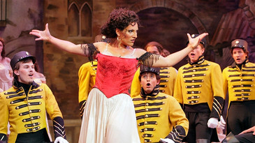"""Babcock and Irvin impress in Fort Worth Opera """"Carmen"""""""