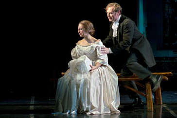 "Zetlan ""compelling"" in the world premiere of ""Jane Eyre"""