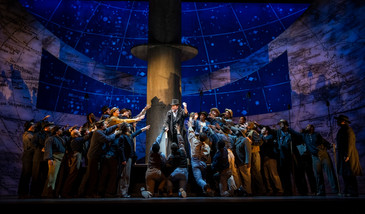 """In Review: McIntyre and Yankovskaya """"superb"""" in COT's """"Moby Dick"""""""