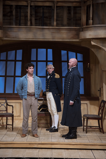 "Another review is in for McIntyre's ""Billy Budd"" at DMMO!"