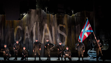 """In Review: Colaneri leads """"The Seige of Calais"""" at the Glimmerglass Festival"""