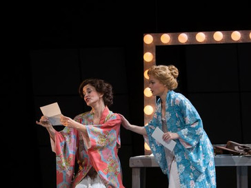 """In Review: Zabala and Morgan in """"Sister Carrie"""" at Florentine Opera"""