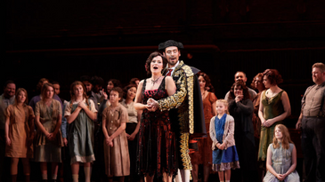 "In Review: Mechavich and Ollarsaba in Kentucky Opera's ""Carmen"""