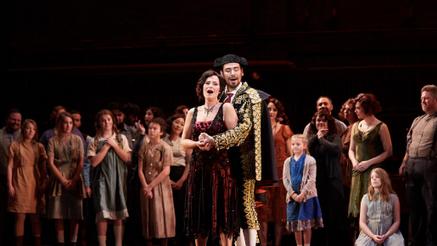 """In Review: Mechavich and Ollarsaba in Kentucky Opera's """"Carmen"""""""
