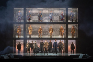 """In Review: Thompson in The Glimmerglass Festival's """"Silent Night"""""""