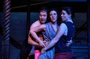 "New York Times hails Apostolou's ""smooth soprano"" in LoftOpera's ""Le Comte Or"