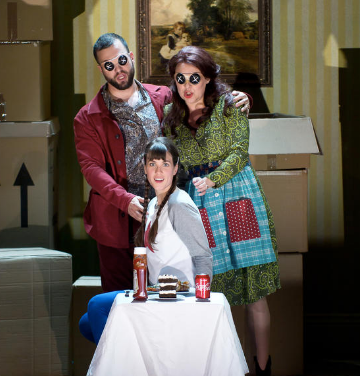 """In Review: Lenormand """"striking"""" in Opéra de Lille """"Coraline"""""""