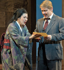 "In Review: Belcher as Sharpless in Kansas City ""Madama Butterfly"""