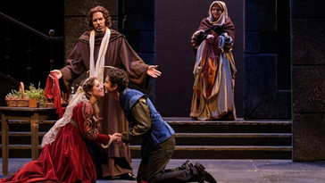 "Opera News reviews Birsan, Outlaw, and Moran in Madison Opera's ""Roméo et Juliette"""