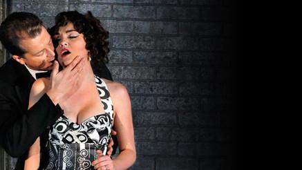 "In Review: McIntyre and Larkin in Utah Opera's ""Don Giovanni"""