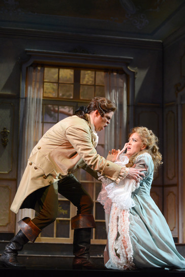 "Opera News Review: Whyte, Velasco, and Lugo in Princeton Festival ""Nozze di Figaro"""