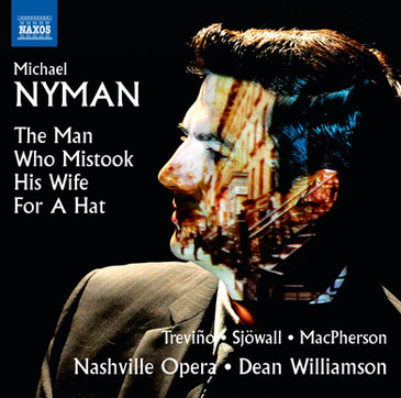 """In Review: Treviño """"unstintingly powerful"""" in the cast recording of """"The Man Who Mist"""