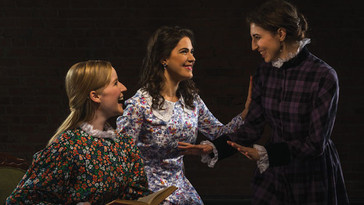 "Opera News commends Krumm's ""exquisite"" performance as Meg in ""Little Women"""