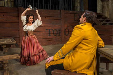 "In Review: Faircloth, Tucker, Bowers, & Tweten in Utah Opera ""Carmen"""