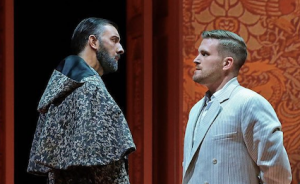"""Boehler """"wields a powerfully resonant bass"""" in Santa Fe Opera's """"The Lord of Cries"""""""