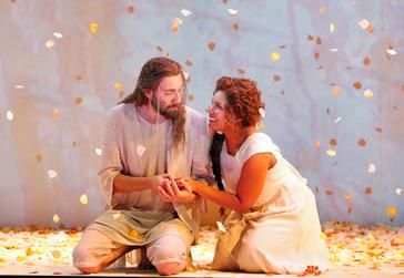 """Opera News reviews Matt Boehler in Bard Summerscape's """"Iris"""""""