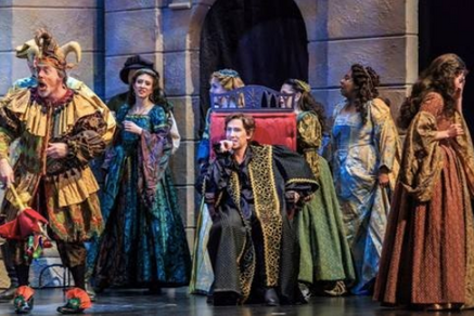 "MacKenzie thrills in North Carolina Opera ""Rigoletto"""