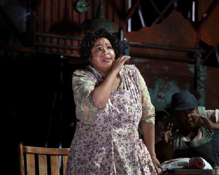 "In Review: Slack ""transcendent"" in Fort Worth Opera's ""Porgy & Bess"""