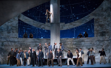 """In Review: McIntyre, Mechavich, and Irvin in """"stunning"""" """"Moby Dick"""" at Utah Oper"""