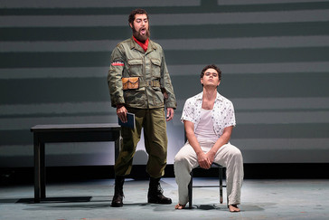 """In Review: Abreu and Griffin in FGO's """"Before Night Falls"""""""