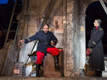 """In Review: Opera News hails Belcher and Lugo in Michigan Opera Theater """"Silent Night"""""""