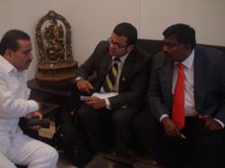 Maharashtra Minister Mr.Rajesh Tope