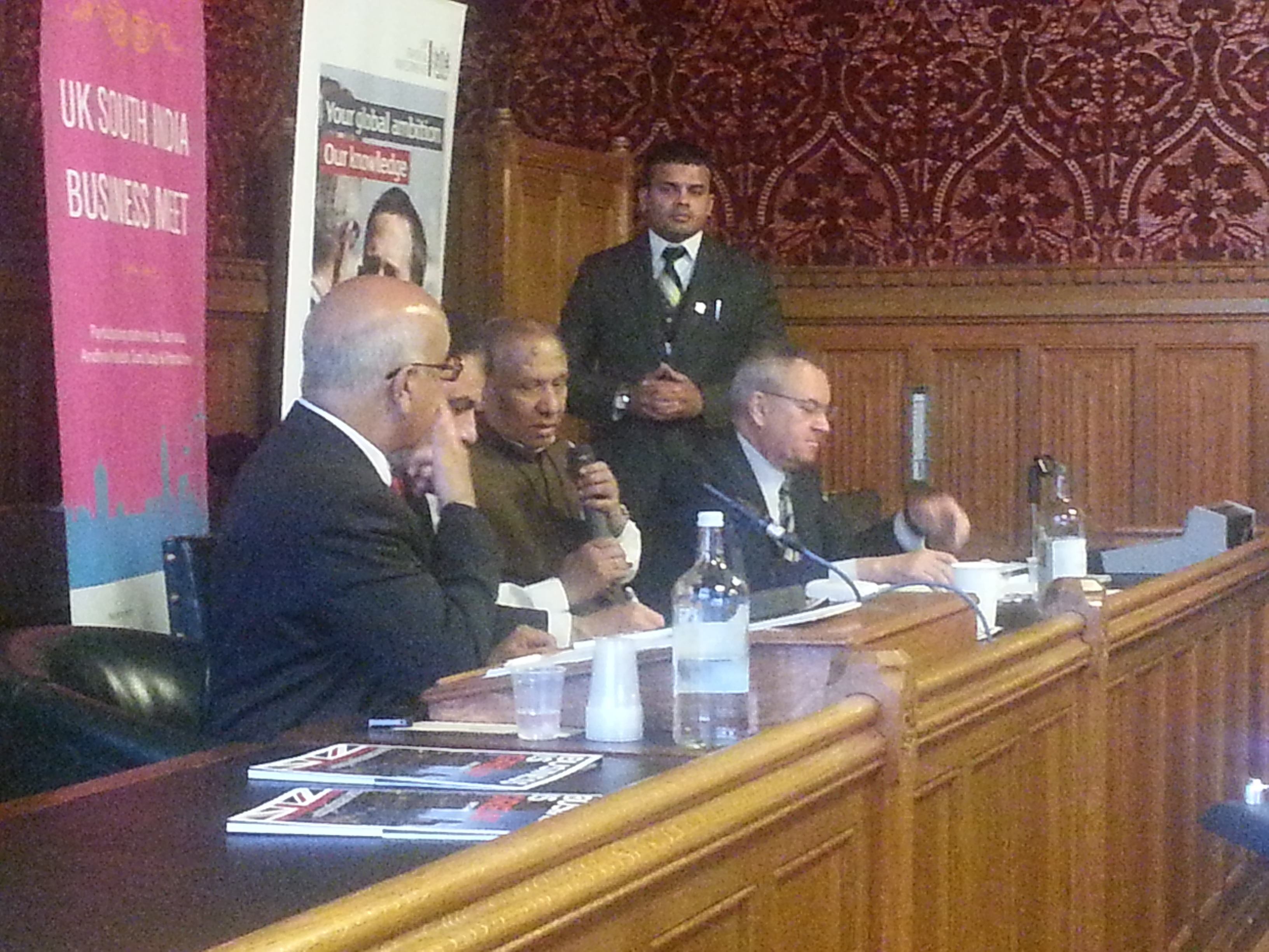 UK South India Business Meet 2012