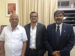 Mr.Patil, Karnataka IT/BT Minister