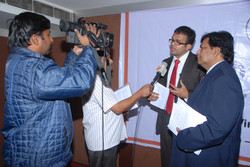 BSICC Press Meet at Hyderabad