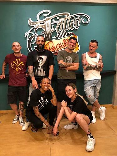 yaya tattoo crew