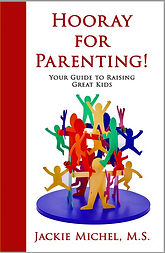 """Image of Book Cover for """"Hooray for Parenting!"""""""