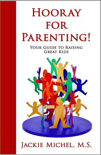 "Image of Book Cover for ""Hooray for Parenting!"""