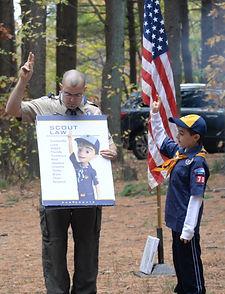 Cub Scout Citizenship
