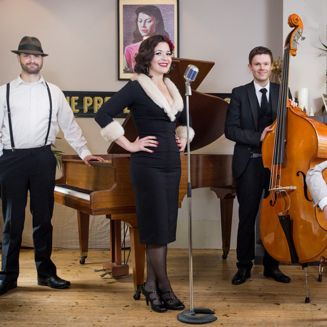 The Red Hot Rags - Vintage Jazz & Swing Band