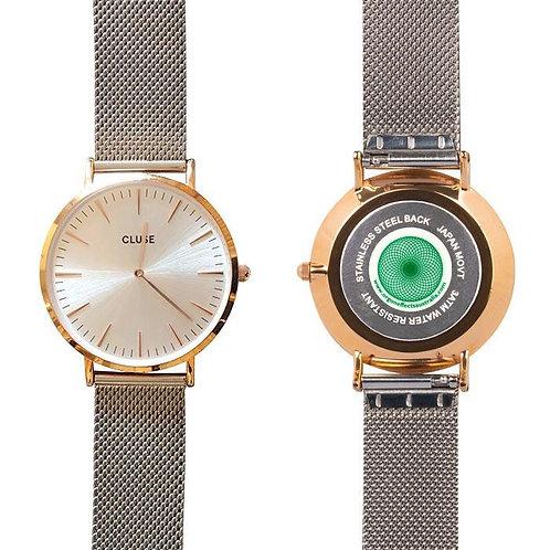 Watch and Personal Tracker Harmonizer