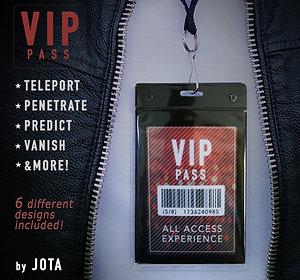 VIP PASS by JOTA