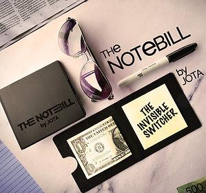 THE NOTEBILL by JOTA