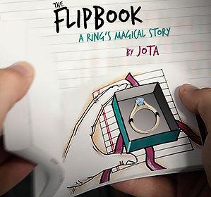 THE FLIPBOOK by JOTA