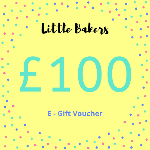 £100 E-gift voucher