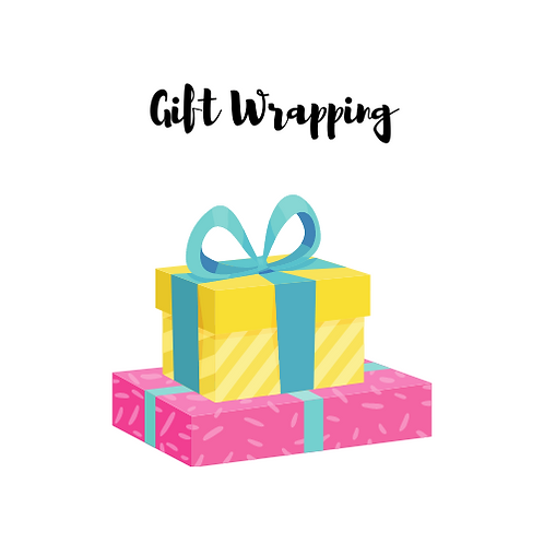 Gift Wrapping - Celebration