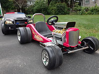 Power Tec slammer-childrens battery powered ride-on toy car