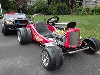 Power Tec slammer-childrens battery powered ride-on toy car