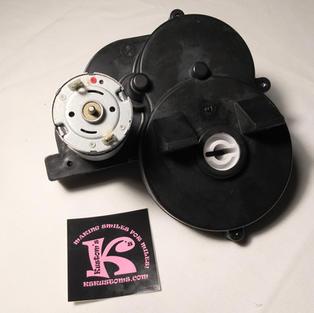 00968-3900 #10 Motor Gearbox Assm.
