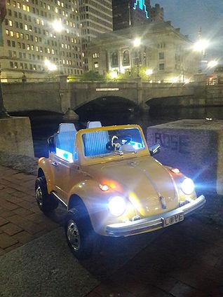 Transformer Bumblebee VW